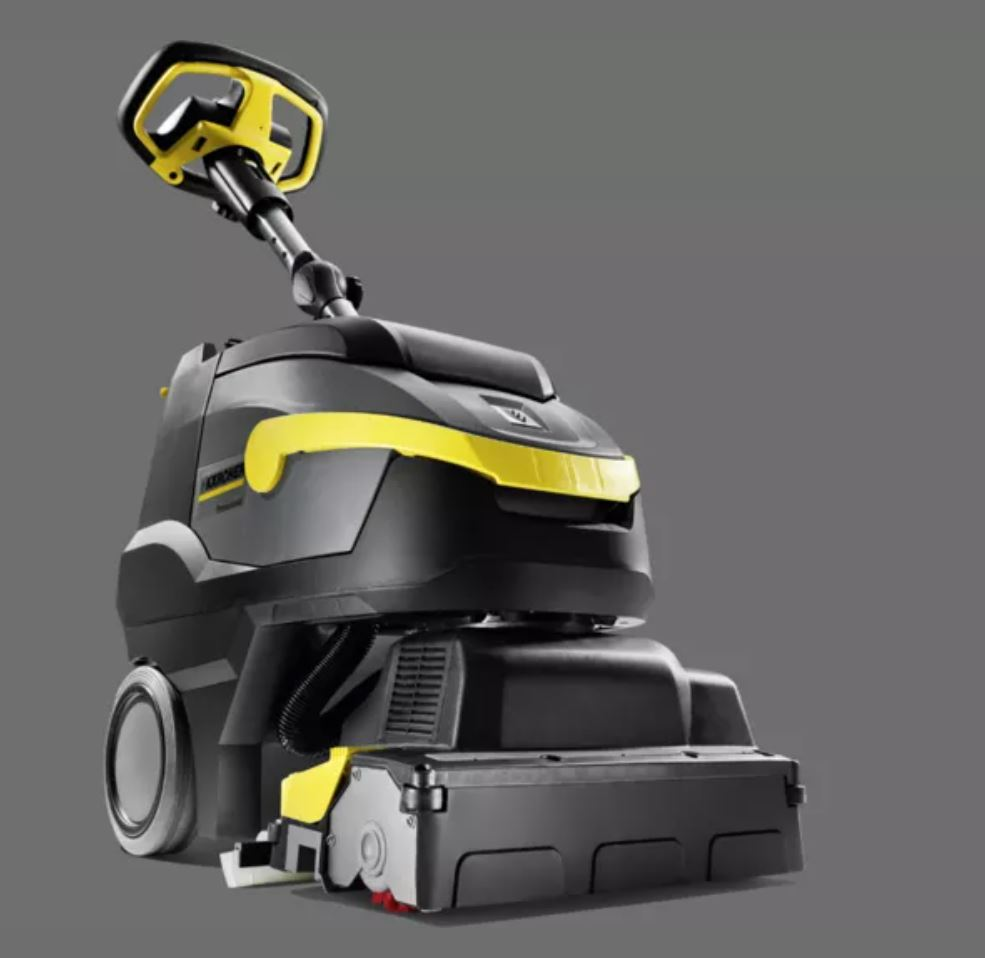 Karcher professional, Cleaning machines for professional use